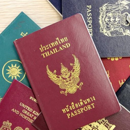 Novelty Passports For Sale