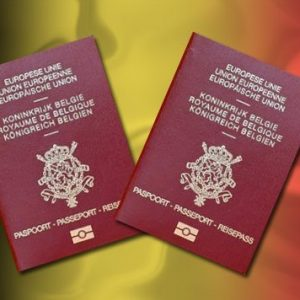 unique Belgian passports