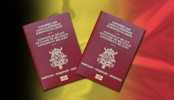 unique Belgian passports