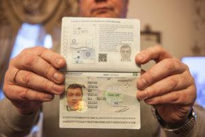 fake estonia passport now available