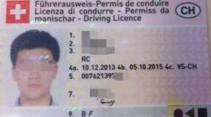 Get License to drive in Switzerland