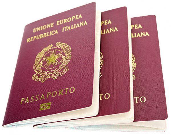 Unique Italian Passports For Sale