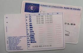 Order Fake Novelty Spanish Drivers License Online