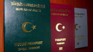 real and fake passports in circulation