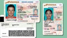 back door arizona driver license